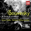 Le sacre du printemps : Rattle / Berlin Philharmonic (2012)(Hybrid)