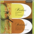 Concerto For Orchestra: Stokowski / Houston So +brahms: Sym, 3,
