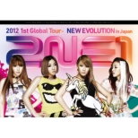 2NE1 2012 1st Global Tour - NEW EVOLUTION in Japan