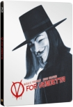 V For Vendetta Blu-ray SteelBook