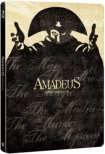 [Limited Manufacture Edition] Amadeus Director's Cut Blu-ray SteelBook