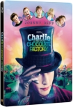 Charlie And The Chocolate Factory Blu-ray SteelBook