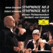 Bruckner Symphony No.8, Schumann Symphony No.4 : Karajan / Vienna Philharmonic (2SHM-CD)