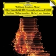 Divertimento No.17, Serenade No.6 : Karajan / Berlin Philharmonic