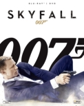 007 / Skyfall Blu-ray Disc & DVD [First Press Limited Edition]