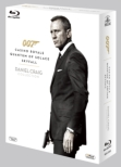 [First Purchasers Limited Novelty] 007 / Daniel Craig Blu-ray Triple Collection