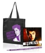 Believe: Jb Tier 3 Bundle (+tote Bag)(+shoelaces)
