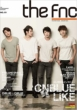 yCNBLUE\zTHE FNC MAGAZINE + [DVDt]