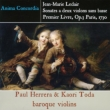 Sonatas for 2 Violins Op.3 : Anima Concordia