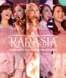 KARASIA 2013 HAPPY NEW YEAR in TOKYO DOME (Blu-ray)[First Press Limited Edition]