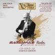Accardo : Audiophile Violin (Gold CD)