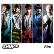 Fire [First Press Limited Edition](CD+DVD+Photobook)