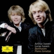 Piano Sonata, 5, 8, 13, 14, : Arthur & Lucas Jussen +waldstein Variations