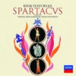 Spartacus, Gayane : Khachaturian / Vienna Philharmonic