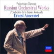 Russian Works for Orchestra : Ansermet / Orchestre de la Suisse Romande