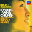 Violin Concerto No.1, Scottish Fantasy : Chung Kyung-Wha(Vn)R.Kempe / Royal Philharmonic