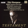 Schumann Symphony No.2, Mozart Symphony No.38, Rameau : Klemperer / New Philharmonia (1968)