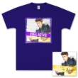 Believe: Acoustic (+t-shirt)(+guitar Pick)