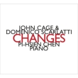 Cage Changes, D.Scarlatti Keyboard Sonatas : Pi-hsien Chen(P)