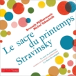 Le Sacre du Printemps, The Song of the Nightingale : Tabachnik / Brussels Philharmonic