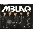 MONA LISA -Japanese Version-[First Press Limited Edition A](CD+DVD)