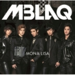 MONA LISA -Japanese Version-[Standard Edition](CD+Another Jacket+Mini Photobook) MBLAQ