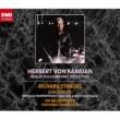 Ein Heldenleben, Don Quixote, Sinfonia Domestica : Karajan / Berlin Philharmonic, Rostropovich(Vc)(3SACD)(Single Layer)