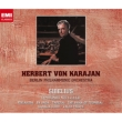 Symphonies Nos.1, 2, 4, 5, 6, Orchestral Works : Karajan / Berlin Philharmonic (4SACD)(Single Layer)