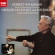 Overtures & Intermezzi : Karajan / Berlin Philharmonic, Mutter(Vn)(Single Layer)