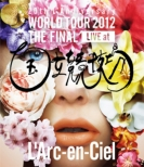 20TH L' ANNIVERSARY WORLD TOUR 2012 THE FINAL LIVE AT KOKURITSU KYOGIJYO (Standard Edition)(Blu-ray)