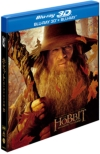 The Hobbit: An Unexpected Journey [Blu-ray 3D +Blu-ray]