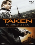 TAKEN 1 & 2 Blu-ray Box [First Press Limited Edition]