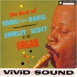 The Best Of Eddie `lockjaw`Davis & Shirley Scott At The Organ