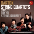 Comp.string Quartets: Tokyo Q (1993-1995)