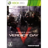ARMORED CORE VERDICT DAY�i�A�[�}�[�h�E�R�A ���@�[�f�B�N�g�f�C�j