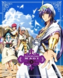 The Labyrinth Of Magic Magi 8