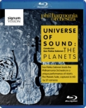 Holst The Planets, Talbot Worlds, Stars, Systems, Infinity : Salonen / Philharmonia