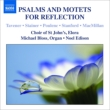Psalms & Motets for Reflection : N.Edison / Elora St John' s Choir