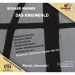 Das Rheingold : Janowski / Berlin Radio Symphony Orchestra, Konieczny, Elsner, Vermillion, Groisbock, etc (2SACD)(Hybrid)