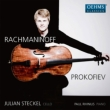 Rachmaninov Cello Sonata, Vocalise, Prokofiev Cello Sonata, etc : Steckel(Vc)Rivinius(P)