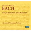 Sonatas & Partitas for Solo Violin : G.Schneider (2CD)