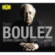 Complet Works: Boulez / Ensemble Intercontemporain Ensemble Modern Bbc So Pollini Aimard