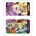 Dragon Ball Z Nintendo 3DS LL Custom Hard Cover A