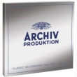 Archiv Produktion 5 Classics LPs
