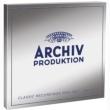 Archiv Produktion 5 Classics LPs