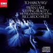 Swan Lake Suite, Sleeping Beauty Suite : Muti / Philadelphia Orchestra