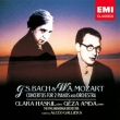 Mozart Piano Concerto No.10, J.S.Bach Concerto for Two Pianos : Haskil, G.Anda(P)Galliera / Philharmonia