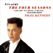 Four Seasons : Kennedy(Vn)/ English Chamber Orchestra