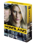Homeland Blu-Ray Box