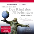 Der Ring des Nibelungen (Highlights): Thielemann / Bayreuther Festspielhaus (2008)(2CD)